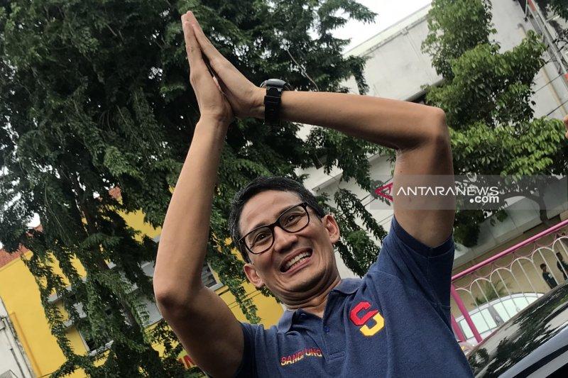Sandiga Uno kampanye akbar di Lamongan bersama Nissa Sabyan hari ini
