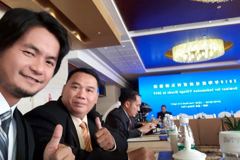 Kebut program Inovasi Desa Kemendes berangkatkan kepala desa ke Cina