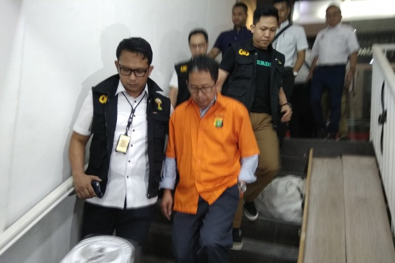 Jokdri ditahan Satgas di Rutan PMJ setelah diperiksa 15 jam