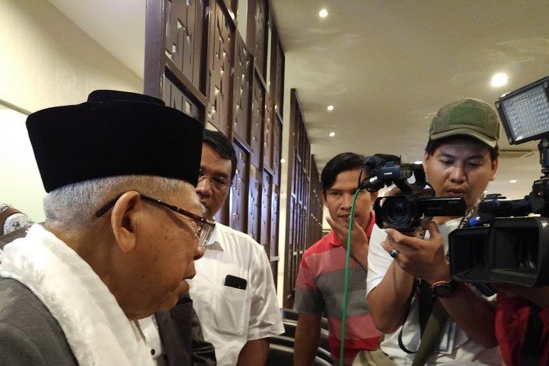 Kiai Ma'ruf rawat dukungan masyarakat di Jateng dan Yogyakarta