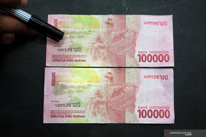Masyarakat diminta waspadai uang palsu jelang Lebaran
