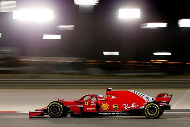 Faktor kunci di GP Bahrain ada di traksi dan pengereman