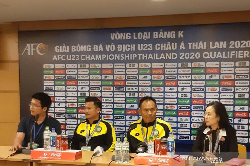 Pelatih Brunei sebut Indonesia selevel dengan timnya