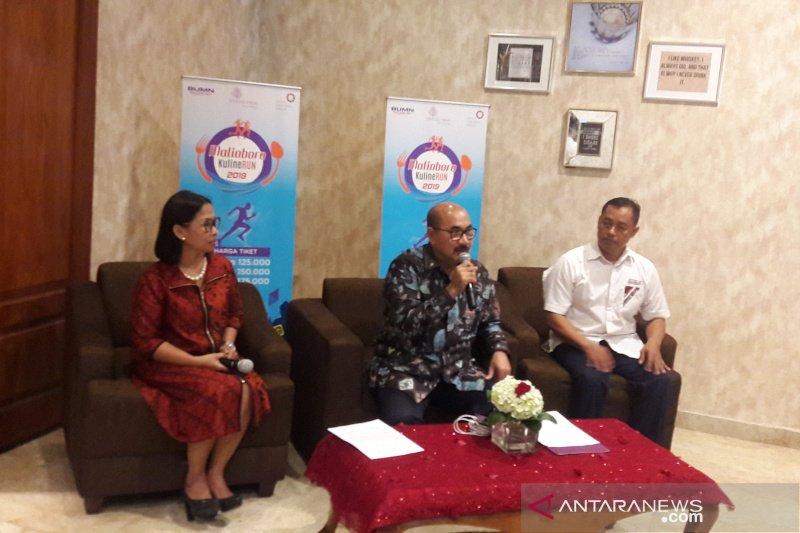 """Hotel Indonesia  gelar """"Malioboro KulineRUN"""" di Yogyakarta"""
