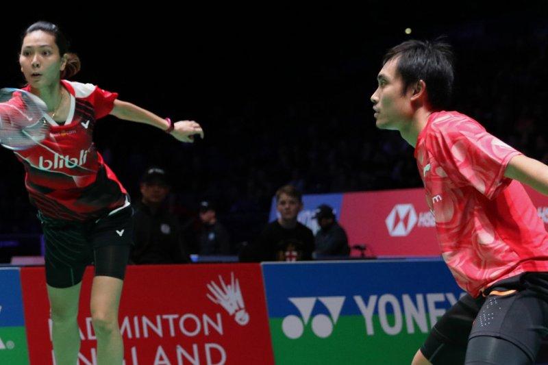 Hafiz/Gloria ditaklukkan unggulan kedua di Denmark Open