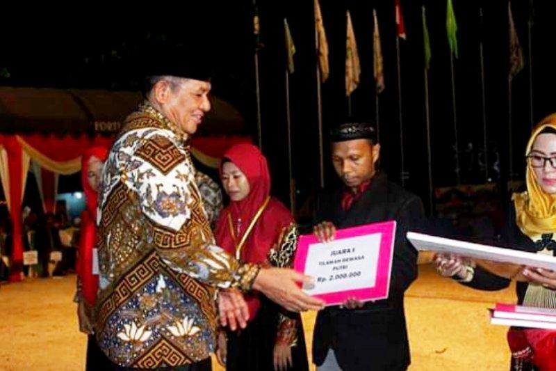 Seni baca Al Quran di Maluku Tenggara diminta terus dikembangkan