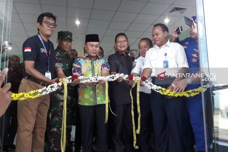 Gubernur Kalteng berharap Presiden resmikan Bandara Tjilik Riwut