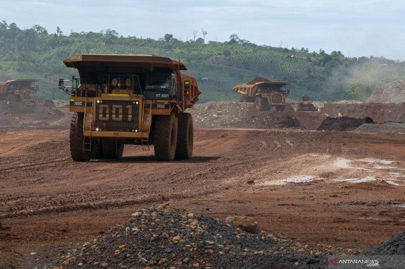 Usaha pertambangan memberikan kontribusi terbesar dengan nilai investasi Rp3,75 triliun