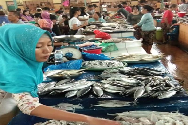 Harga ikan di Bandarlampung stabil meski pasokan berkurang