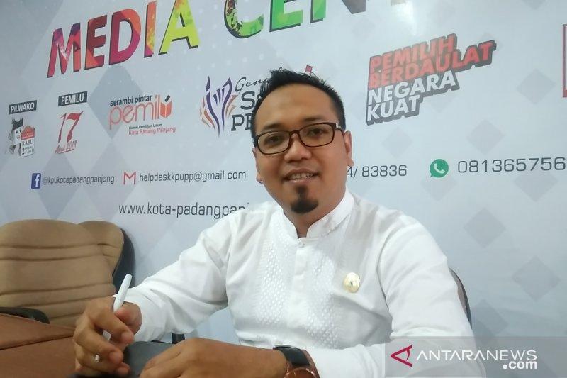 KPU Padang Panjang siapkan bimtek bagi 708 petugas KPPS