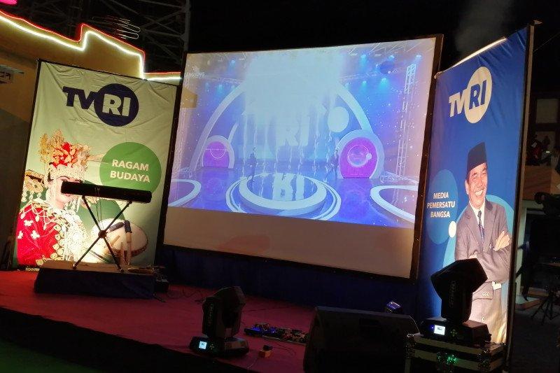 Pegawai TVRI dapat tunjangan kinerja Rp1,5 juta hingga Rp21,9 juta