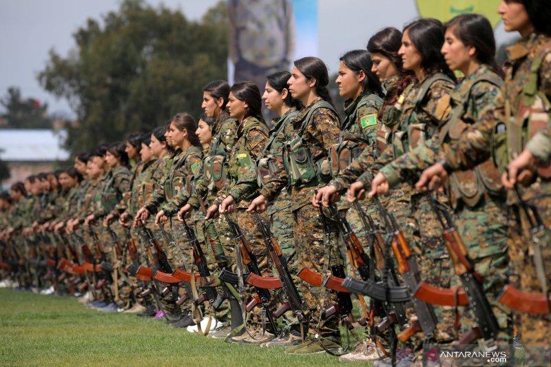 Pentagon : AS tak akan tinggalkan Kurdi