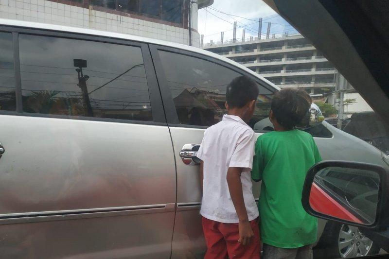 Pemkot Makassar tertibkan maraknya  anjal dan pengemis