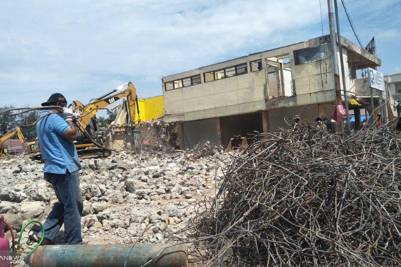 Kelanjutan pembangunan Pasar Pariaman: memasuki masa lelang fisik