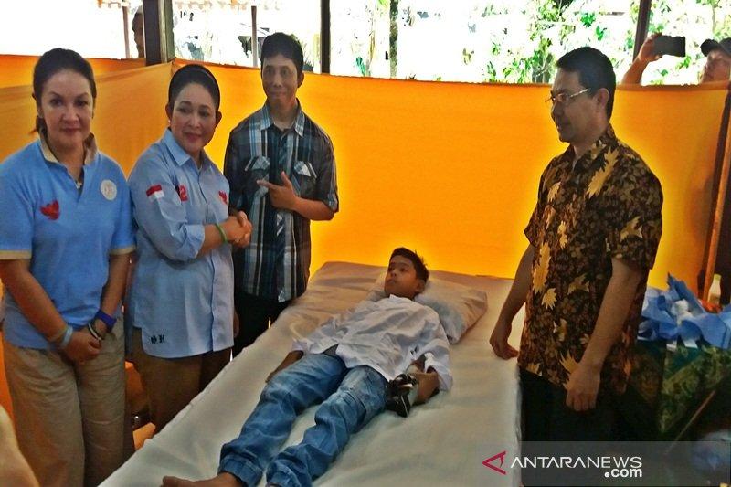 Relawan RBI Prabowo-Sandi gelar sunatan massal di Solo