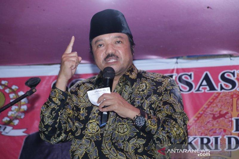 F-Golkar apresiasi survei LSI Denny terkait elektabilitas Airlangga