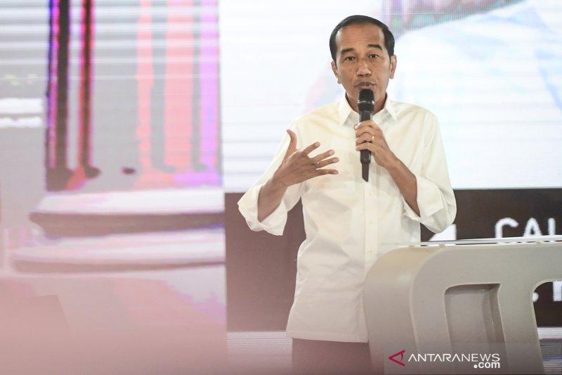 Jokowi Ngaku di Zamannya Birokrasi Enggak Ribet