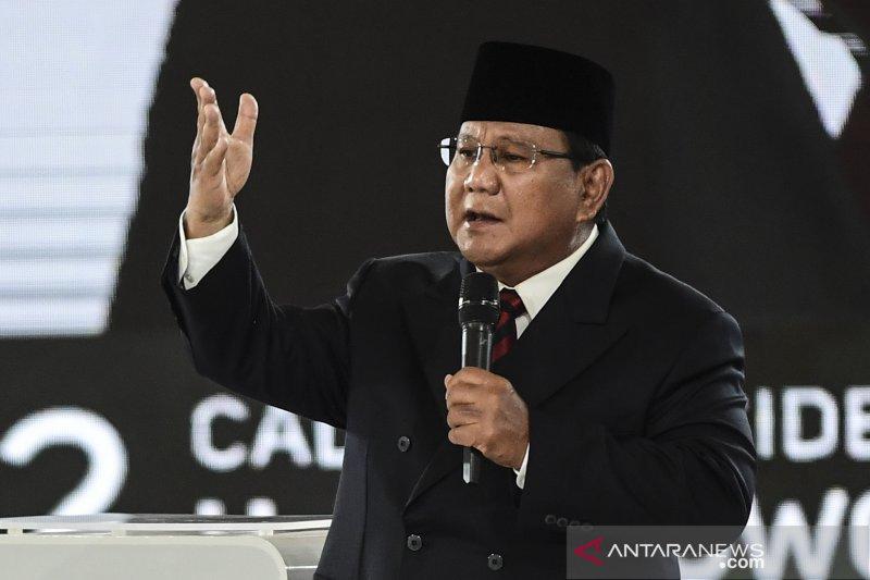 Prabowo Sebut Perang bakal Terjadi di Indonesia Karena Sumber Daya yang Besar
