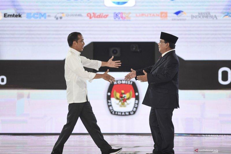 Minta Maaf ke Jokowi Karena Terlalu Keras, Prabowo: Saya Setengah Minahasa Setengah Banyumas