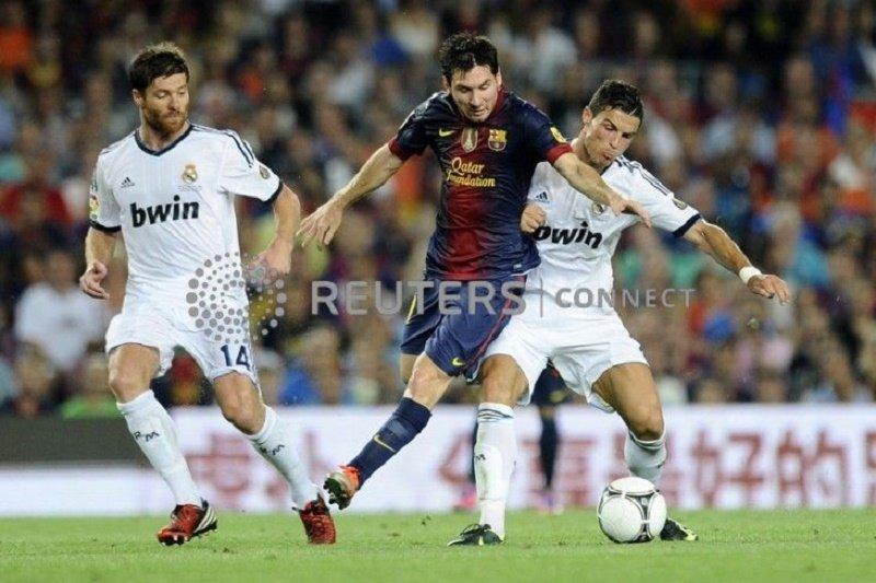 """Messi """"rindukan"""" bersaing dengan Ronaldo sebelum gantung sepatu"""