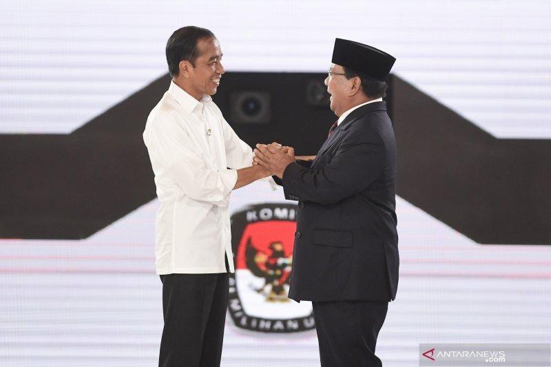 Persahabatan Jokowi-Prabowo versus golput