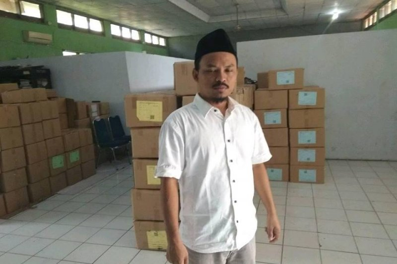 KPU Lebak menargetkan pelipatan surat suara rampung 4 April