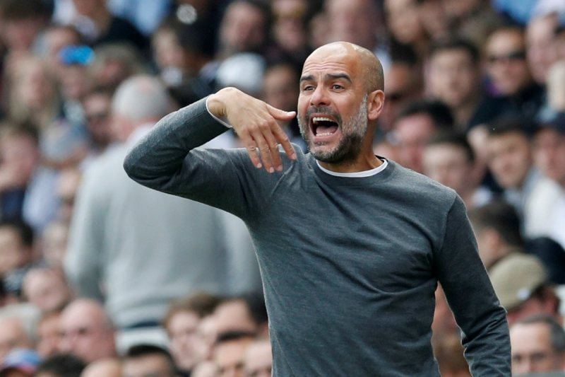 Pep Guardiola wajibkan Manchester City menangi seluruh laga tersisa