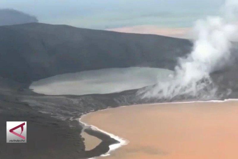 PVMBG ingatkan warga tak dekati Anak Krakatau