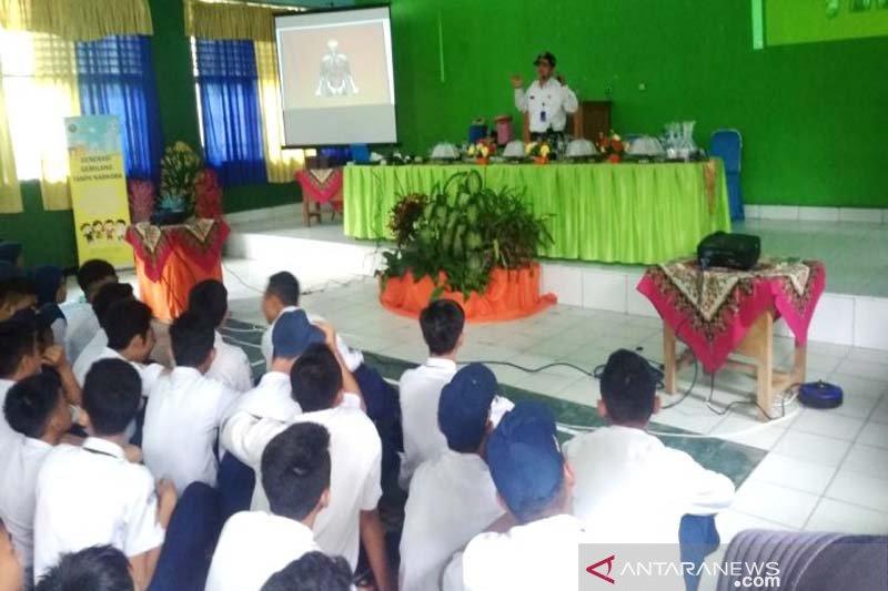 BNN sasar sekolah dasar sosialisasi bahaya narkoba
