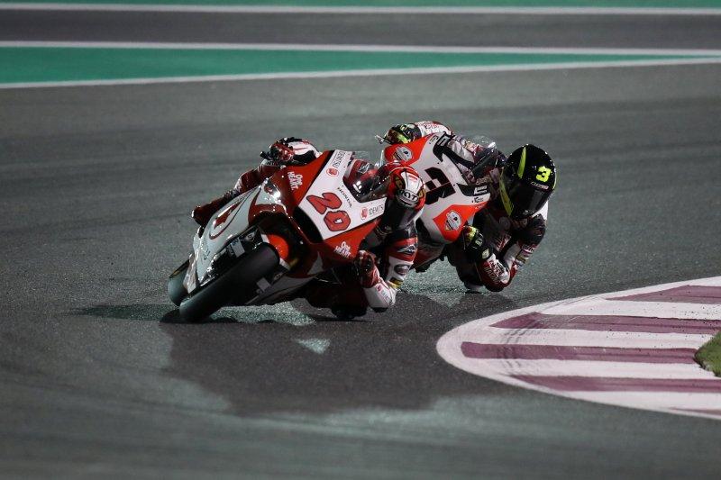 Odendaal tercepat di sesi latihan bebas 3 Moto2, Dimas Ekky tersungkur