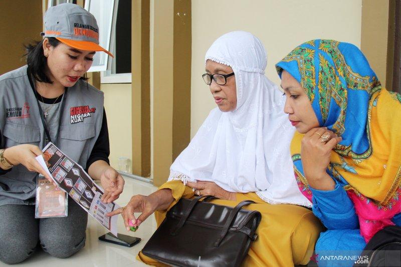 Relawan Demokrasi edukasi masyarakat tentang Pemilu 2019