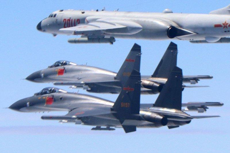 Jet tempur China lewati perbatasan maritim, Taiwan kerahkan pesawat mengusirnya