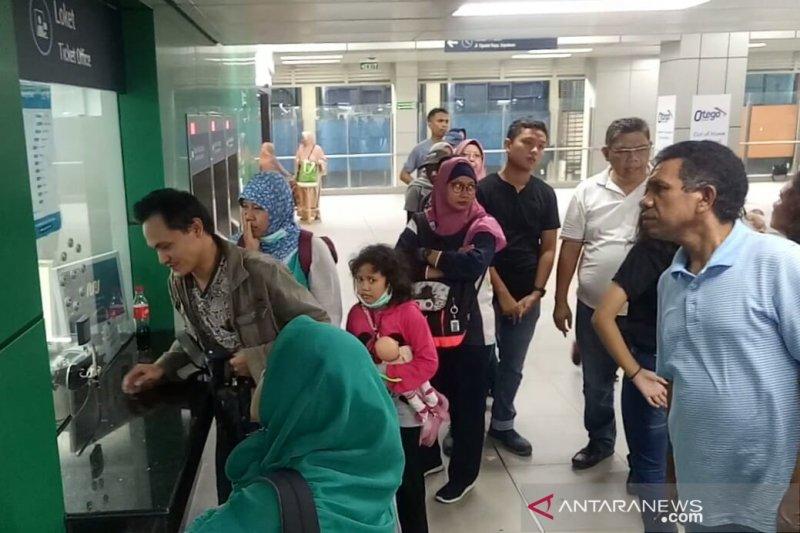 MRT Jakarta kembangkan sistem tiket digital gunakan scan QR