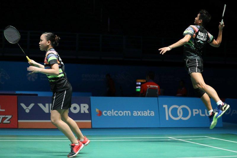 Tontowi/Winny raih kemenangan pertama turnamen Malaysia Open 2019