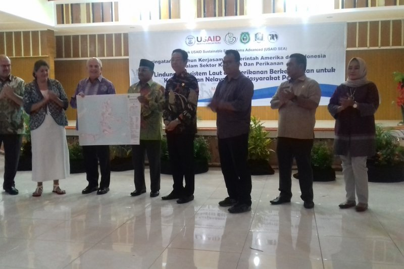 Indonesia-AS deklarasikan penetapan kawasan konservasi baru di Malut