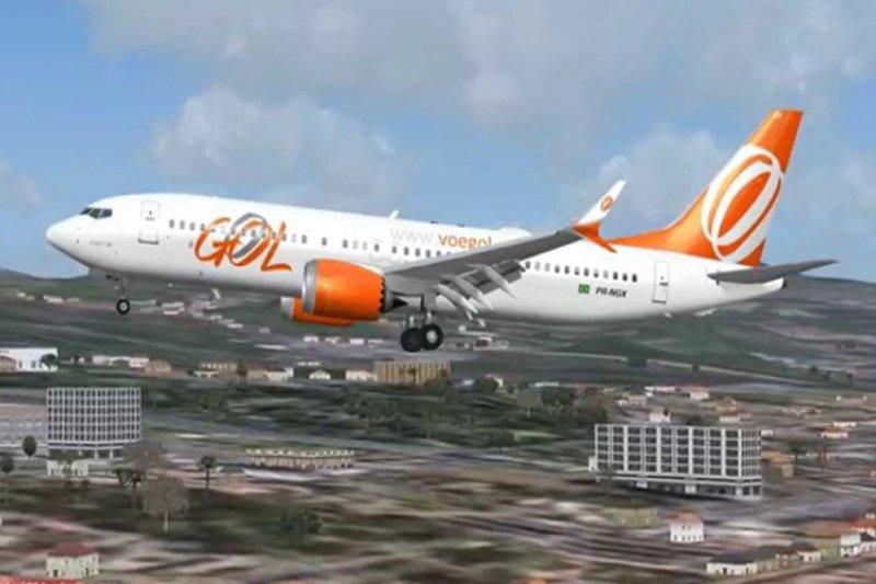 Maskapai Gol Brasil tetap beli pesawat Boeing 737 Max