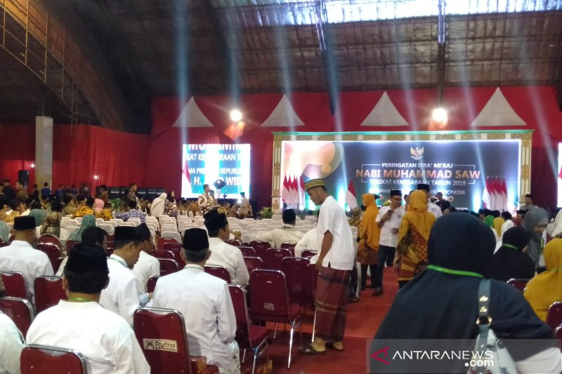 Jokowi Dijadwalkan Hadiri Peringatan Isra Miraj Di Sukoharjo