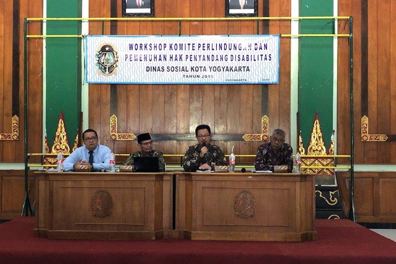 Yogyakarta menggodok konsep rumah layanan disabilitas