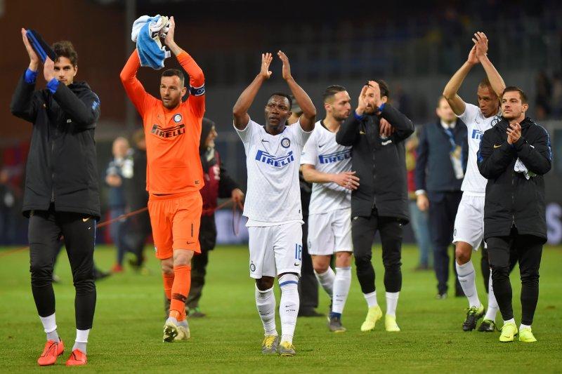 Inter Milan gasak Genoa 4-0