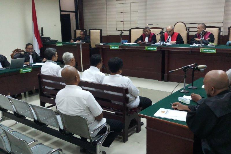 Hakim vonis 10 terdakwa mantan anggota DPRD Kota Malang