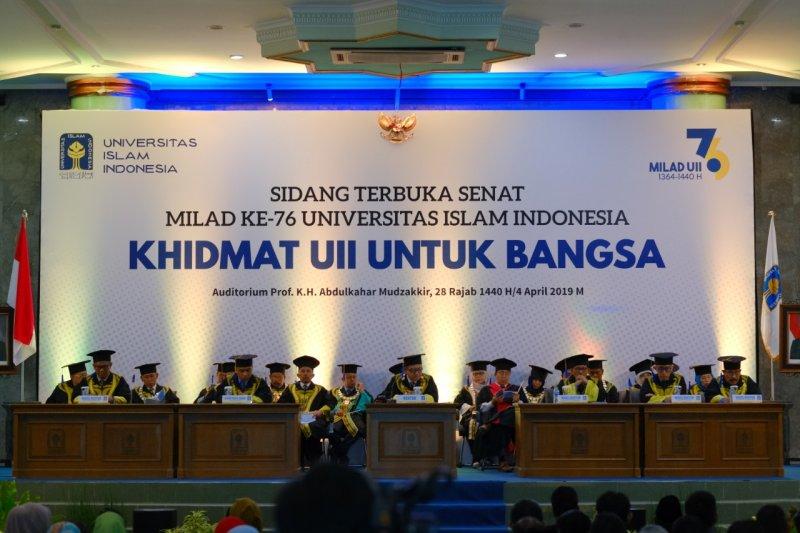UII berkomitmen tingkatkan kualitas pendidikan
