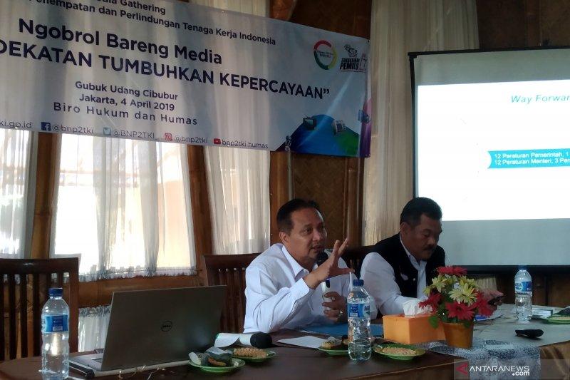 BNP2TKI: Peningkatan SDM harus dilakukan bersama