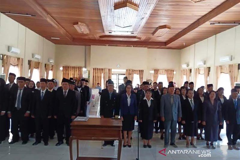 Pelantikan 58 kepala sekolah berdampak pada peningkatan pendidikan, kata Bupati Lamandau