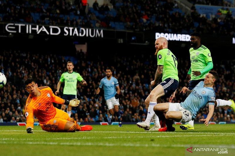 Guardiola : Foden pemain kunci Manchester City di masa depan