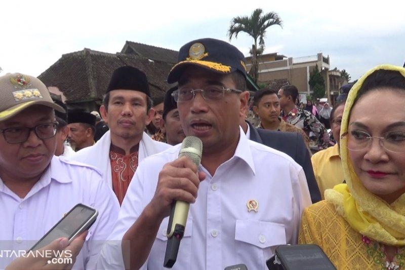 Pembangunan Bandara Cikembar Sukabumi terkendala pembebasan lahan
