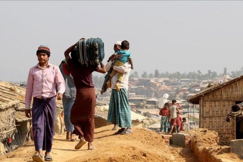 "ASEAN ingin ciptakan ""zona aman"" buat warga Rohingya"