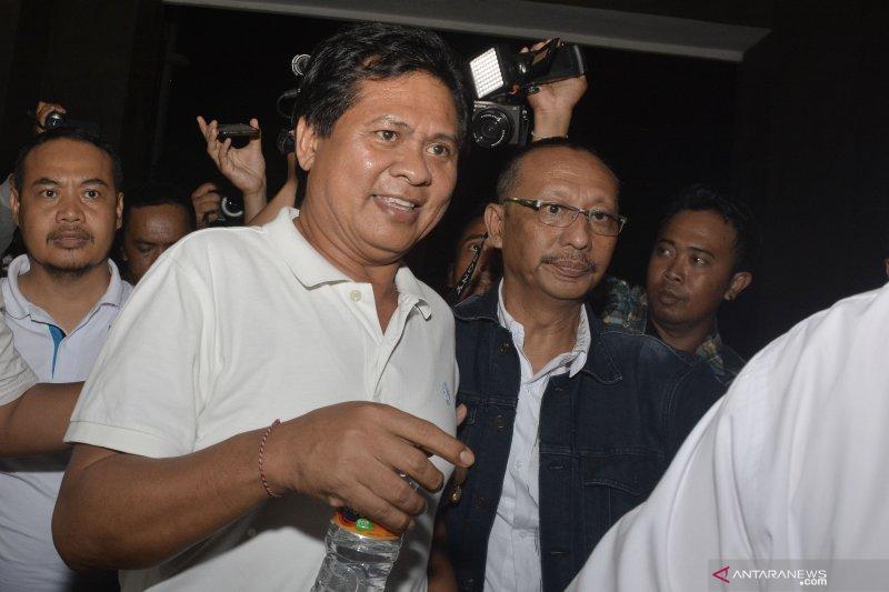 Mantan Wagub Bali ditahan