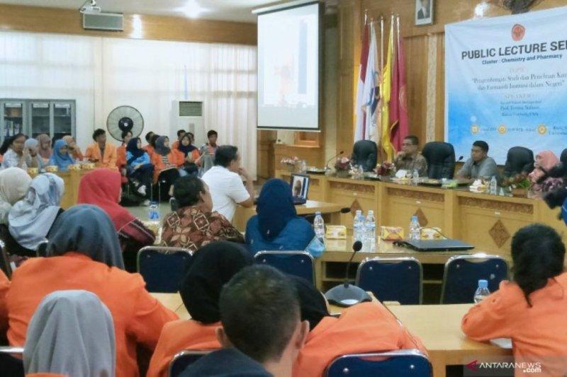 Tiga universitas di Sumatera kuliah daring dengan ilmuwan diaspora