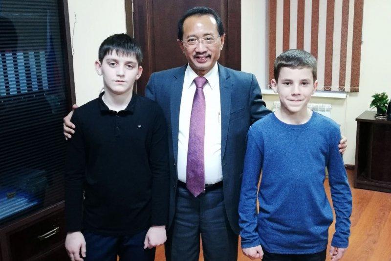 Jejak Islam dan Soekarno di Dagestan, Rusia  Oleh M. Wahid Supriyadi*