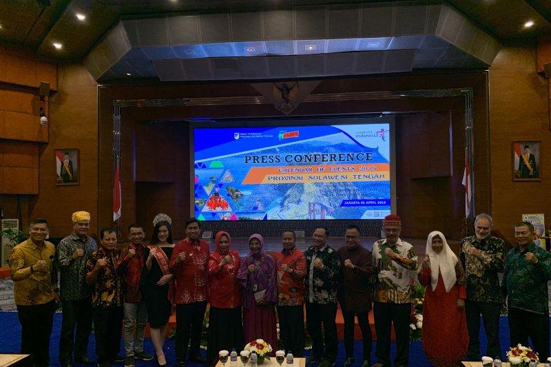 Sulteng gelar 30 atraksi wisata untuk pulihkan sektor pariwisata